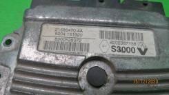 Блок управления двигателем ЭБУ Renault Megane 2 Scenic 2