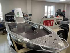 Моторная лодка Тактика 390РМК