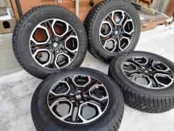 Оригинальные литые диски Suzuki R17, 5/114