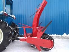 Шнекоротор для мини-трактора 1,35м. (Видео)