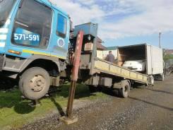 Услуги самогруз манипулятор Isuzu Forvard до 5 тонн / город и межгород