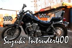 Suzuki VS 400 Intruder, 1994