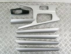 Декоративные пластиковые элементы салона BMW X3-series F25 2011