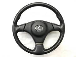 Оригинальный спортивный кожаный обод руля Lexus