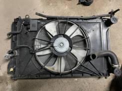 Радиатор охлаждения Toyota Corolla Fielder NZE141