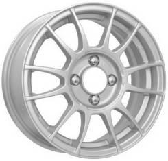 Диск колесный k7 К-37 6x14 ЕТ 35 4x98 58.5 Серебро S Арт.3700SК