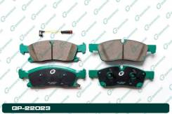 Колодки тормозные передние G-Brake GP-22023