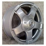 Диск колесный Диск литой 7.0х16 5x139.7 ЕТ35 dia 98.5 K7 K-117 Серебро 11701