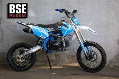 Питбайк BSE MX 125 17/14 Racing Blue 3, 2020