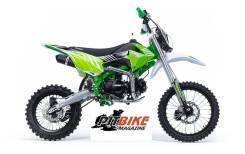 BSE MX 125Питбайк BSE MX 125 17/14 Racing Green 3, 2020