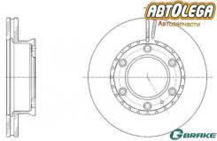 Диск тормозной пер. G-brake Mazda B-Serie UN BT-50 CD, UN Ranger ES, ET