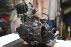 Двигатель Yamaha TW200 2JL в сборе