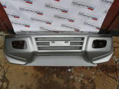Бампер передний Mitsubishi Pajero V75W 2000 г