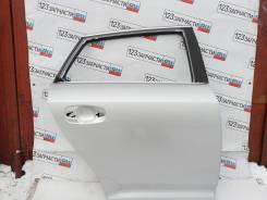 Дверь задняя правая Toyota Avensis III ZRT272 2011 г