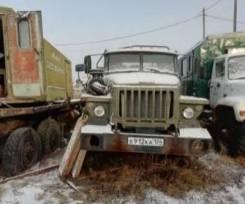 Грузовой бортовой УРАЛ 4320-0111-41 2012г.