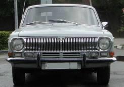 Радиатор охлаждения двигателя ГАЗ-24
