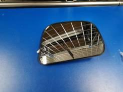 Стекло зеркала правое / Зеркальный элемент правый Nissan Tiida