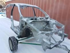 Передняя часть кузова Toyota Ipsum SXM15 2001 г.