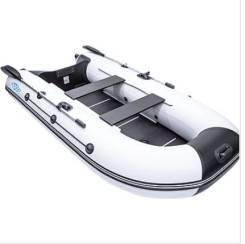 Лодка RUSH 3000 СК светло-серый/графит