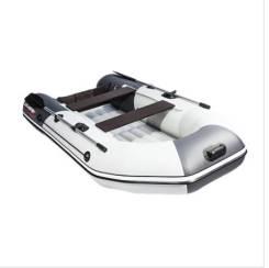 "ЛодкаТаймень NX 2800 НДНД ""Комби"" светло-серый/графит"