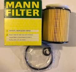 Фильтр масляный HU7044Z MANN-Filter Mercedes Infiniti