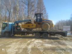 Услуги виброкатка от 12 до 18 тонн