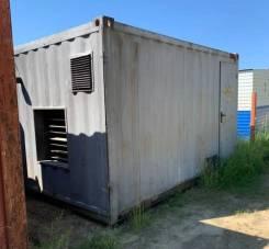Дизель генератор, электростанция 100кВт, двигатель CAT