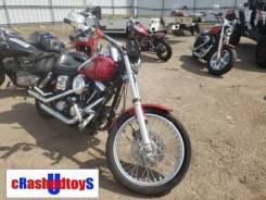 Harley-Davidson Dyna Wide Glide FXDWG 13167, 1994