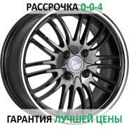 Колесный диск X-18 6x15/5x112 D57.1 ET47 BKWS YST