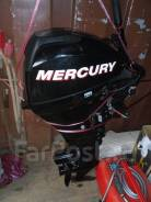 Лодочный мотор меркурий 20,4х тактный,2013гв как новый Mercury