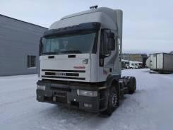 Авторазбор. Iveco EuroTech 420 Magirus 8210. седельный тягач