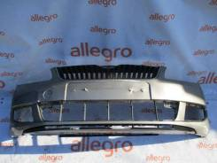 Бампер передний вариант 3 Skoda Fabia 2010