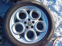 Alfa Romeo оригинальные диски R16 5*98 6,5j вылет 41,5 ЦО 58,1 Альфа