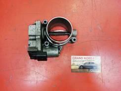 Дроссельная заслонка 35100-27410 на D4EB Hyundai Santa Fe