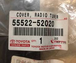 Накладка панели передней Toyota 55522-52020