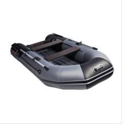 """Лодка для рыбалки таймень nx 2800 нднд """"комби"""" графит/черный"""