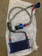Масляный радиатор всборе полный комплект для установки jzx100