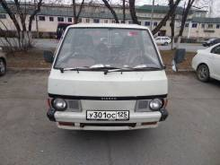 Nissan Vanette, 1987
