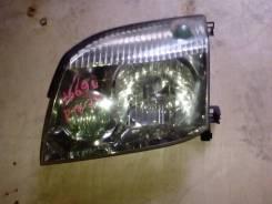 Фара лев. Nissan X-Trail NT30 16-69 зеленый габарит