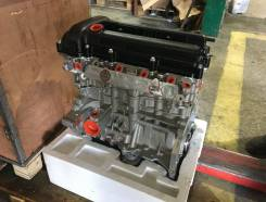 Новый двигатель G4FC Kia  Hyundai 1.6л 123лс