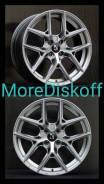 More_Diskoff* Hyper Silver Vossen HF-5 R17 4х100/98* Отправлю