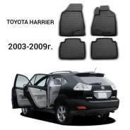 Коврики в салон для Toyota Harrier.