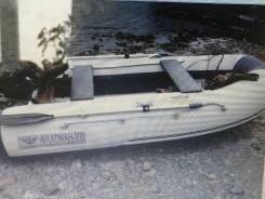 Продам лодку пвх флагман 300