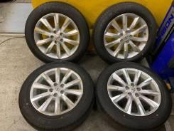 Оригинальные литые диски Toyota R18, 5/114