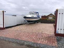 Продам морской катер ямаха Fish26