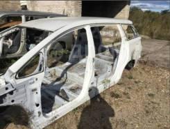 Порог кузова Toyota WISH, правый ZGE20, 2ZR в Биробиджане