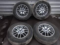 Колесо R15/205/65 Bridgestone Blizzak REVO GZ 5x114.3