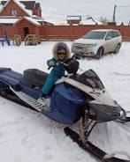 BRP Ski-Doo Freeride, 2012
