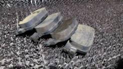 Колодки тормозные Toyota Vista Ardeo 1998.11. [04466-32030], левый/правый задний