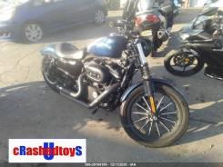 Harley-Davidson Sportster Iron 883 XL883N 31563, 2011